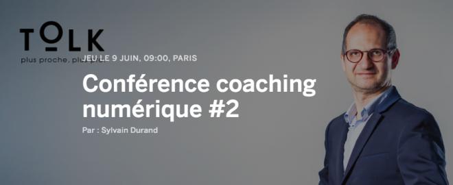 Conférence coaching numérique