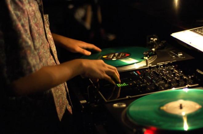 DJ Set au Coworkshop