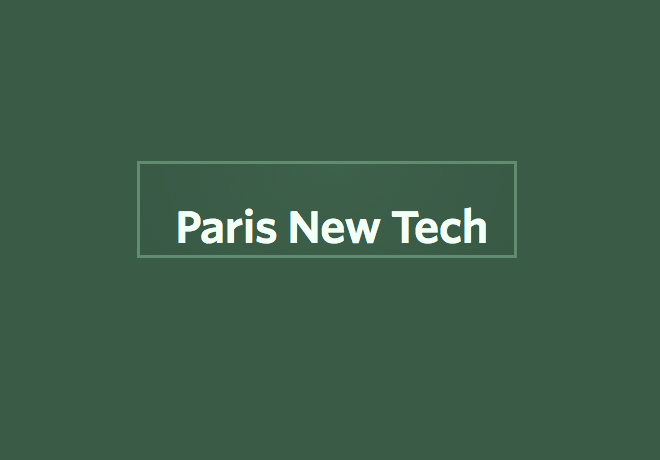 Paris New Tech